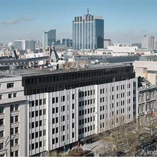 Kantoor te huur tot Brussel