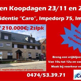 Appartement à vendre à Impe