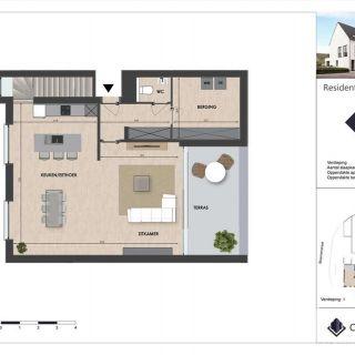 Duplex à vendre à Riemst