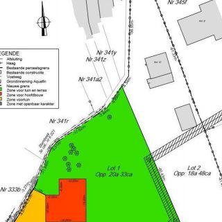 Terrain à bâtir à vendre à Opwijk
