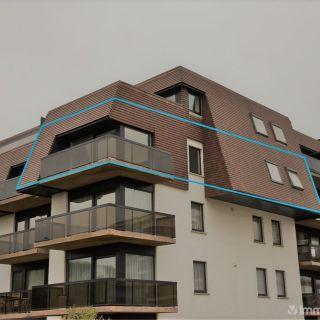 Appartement te huur tot Oostduinkerke