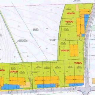 Terrain à bâtir à vendre à Vaux-sur-Sûre