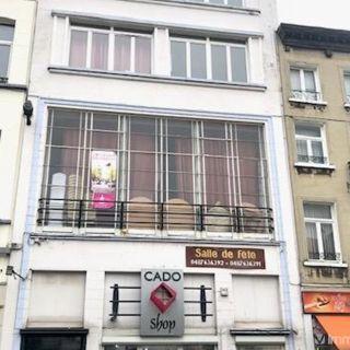 Maison de rapport à vendre à Molenbeek-Saint-Jean