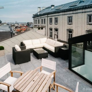 Penthouse te huur tot Brussel