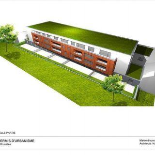 Duplex à louer à Anderlecht