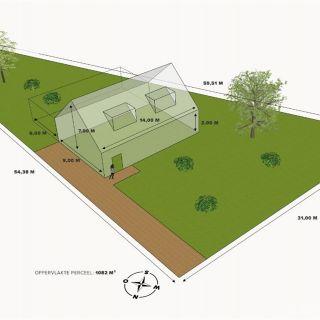 Terrain à bâtir à vendre à Meerle