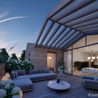 Penthouse à vendre à Laeken