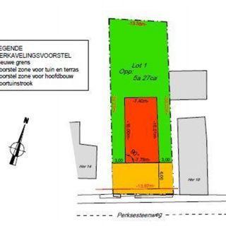 Terrain à bâtir à vendre à Melsbroek