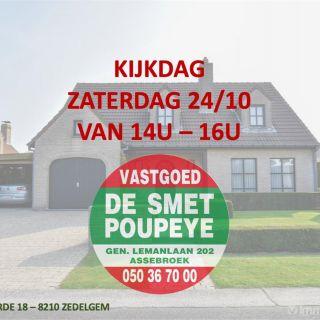 Villa à vendre à Zedelgem