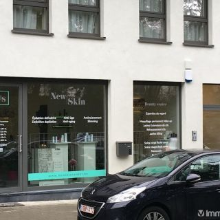 Surface commerciale à vendre à Woluwe-Saint-Pierre
