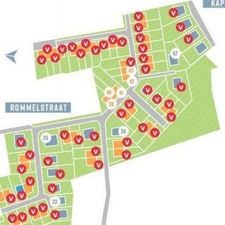 Terrain à bâtir à vendre à Eernegem