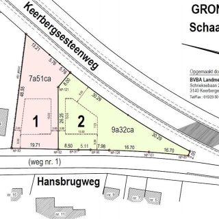 Terrain à bâtir à vendre à Haacht