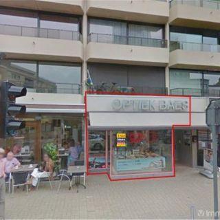 Surface commerciale à louer à Sint-Idesbald