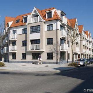 Appartement à louer à Zeebrugge