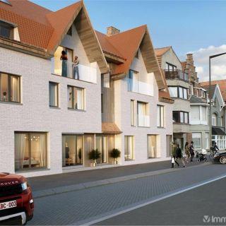 Appartement te koop tot Duinbergen
