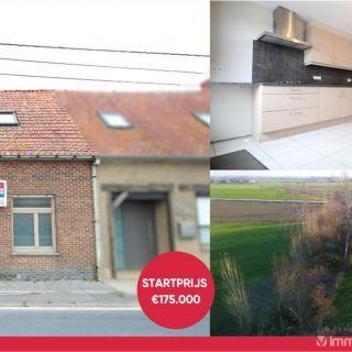 Maison à vendre à Langemark-Poelkapelle