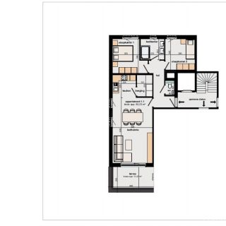Appartement te koop tot Wielsbeke