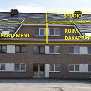 Appartement te koop tot Idegem