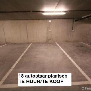 Parking à louer à Tervuren