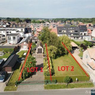 Terrain à bâtir à vendre à Veldegem