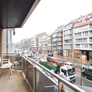 Appartement te huur tot Knokke