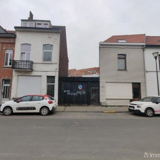 Terrain à bâtir à vendre à Anderlecht