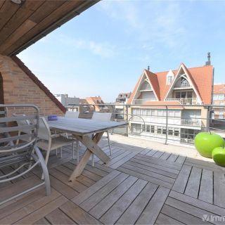 Duplex te huur tot Knokke-Heist