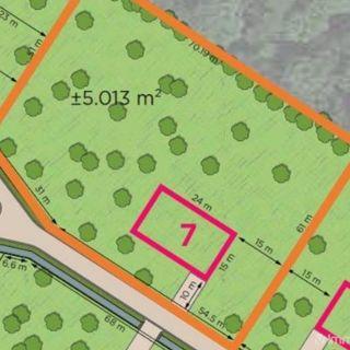 Terrain à bâtir à vendre à Kapellen