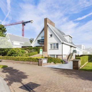 Villa à vendre à Blankenberge