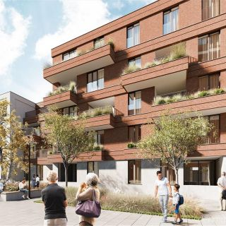 Appartement à vendre à Dendermonde