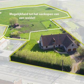 Villa à vendre à Koolskamp