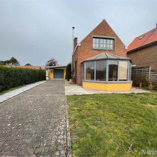 Villa te koop tot Oostduinkerke