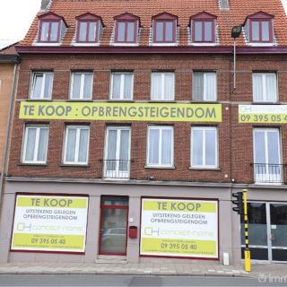 Opbrengsteigendom te koop tot Gent