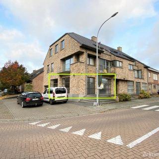 Rez-De-Chaussée à louer à Koolskamp