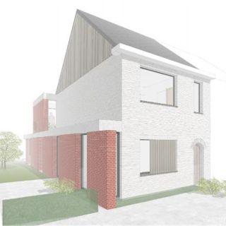 Duplex à louer à Bornem