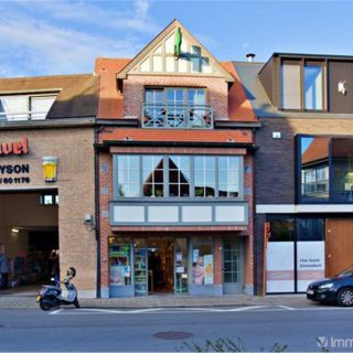 Maison de rapport à vendre à Knokke