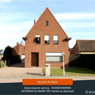 Maison à vendre à Ruddervoorde