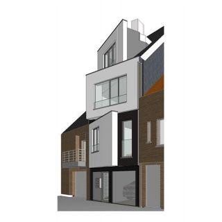 Duplex à vendre à Blankenberge