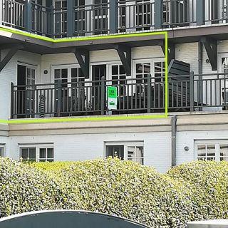 Appartement à louer à De Haan