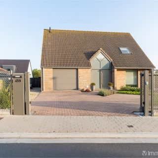 Villa à vendre à Middelkerke