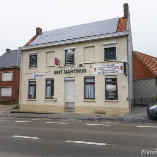 Maison de rapport à vendre à Audenarde