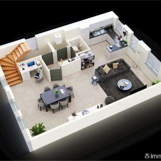 Duplex à vendre à Les Bons Villers