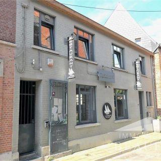 Surface commerciale à vendre à Nivelles