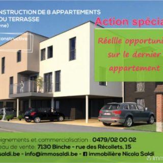 Appartement à vendre à Anderlues