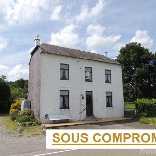 Maison à vendre à Brûly