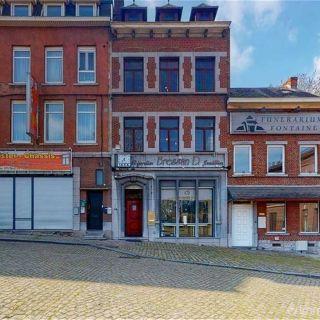 Maison de rapport à vendre à Marchienne-au-Pont