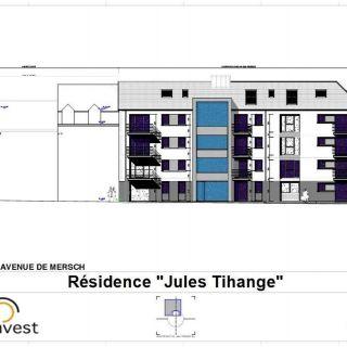 Appartement te koop tot Aarlen