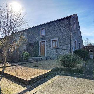Maison à vendre à Barvaux-sur-Ourthe