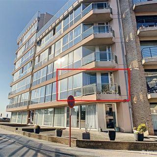 Appartement te koop tot Sint-Idesbald