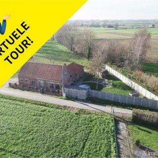 Maison à vendre à Roesbrugge-Haringe